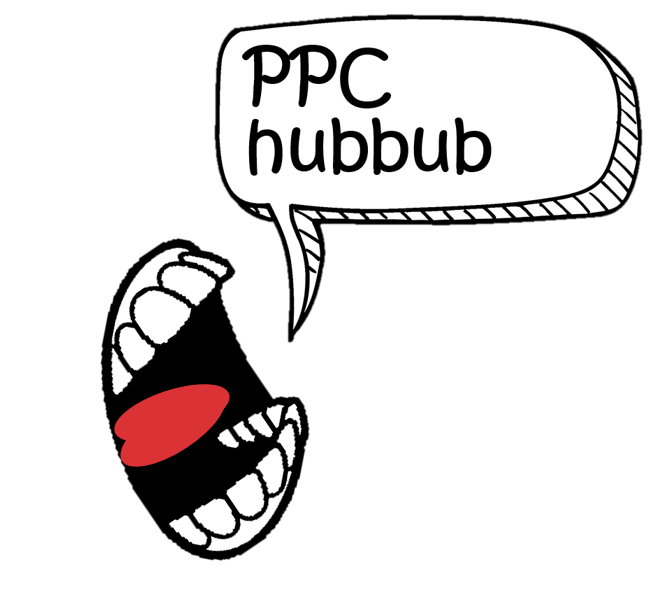 PPC hubbub - Logo - No Background - Mouth