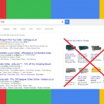 Google SERP Update: Don't Ignore Product Listing Ads
