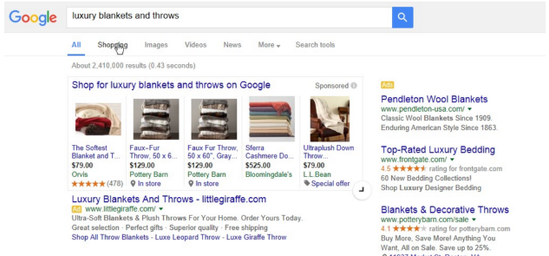 PPC hubbub - Expanded Product Listing Ads