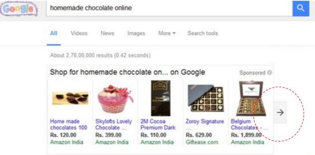 PPC hubbub - Google Shopping - Carousel