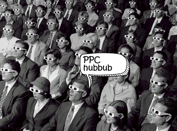 PPC hubbub - Every Crowd Has a Silver Lining - Audiences in PPC
