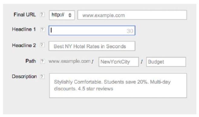 PPC hubbub - Expanded Text Ads 3