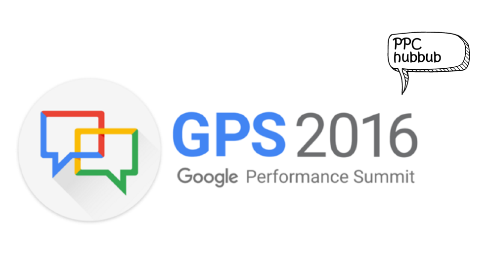 PPC hubbub - Google Performance Summit