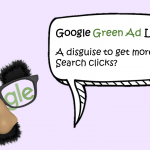 Google Green Ad Label