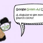 Google Green Ad Label