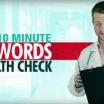 10 Minute Google Adwords Health Check