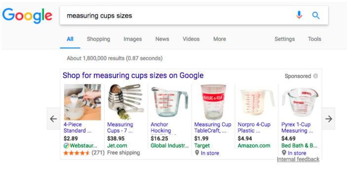 PPC hubbub - Amazon Tests Product Listing Ads