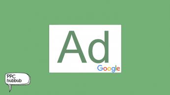 PPC hubbub - Google Green Outline Ad Label