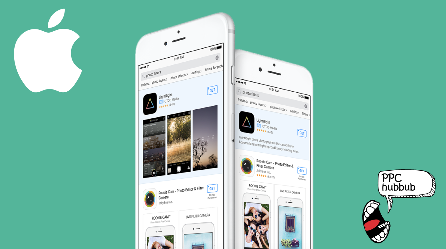 PPC hubbub - Apple Search Ads To Launch In UK