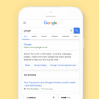 PPC hubbub - Google Curved Mobile Search Results