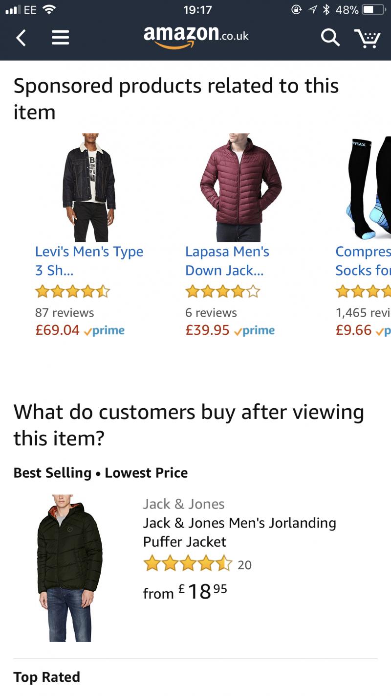 PPC hubbub - Similar Items Google Shopping