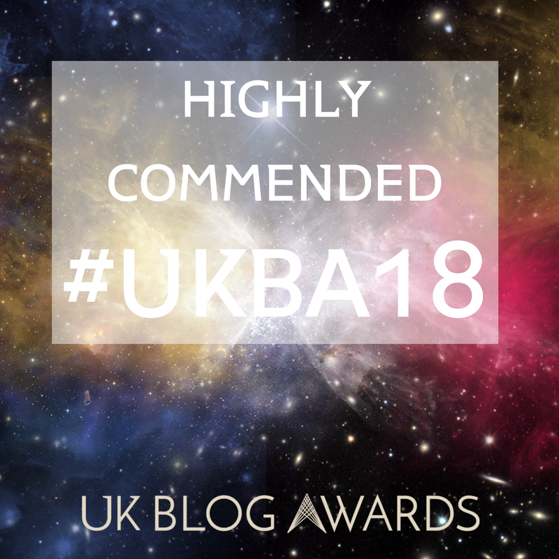 PPC hubbub - UK Blog Awards 2018 - HIGHLY COMMENDED