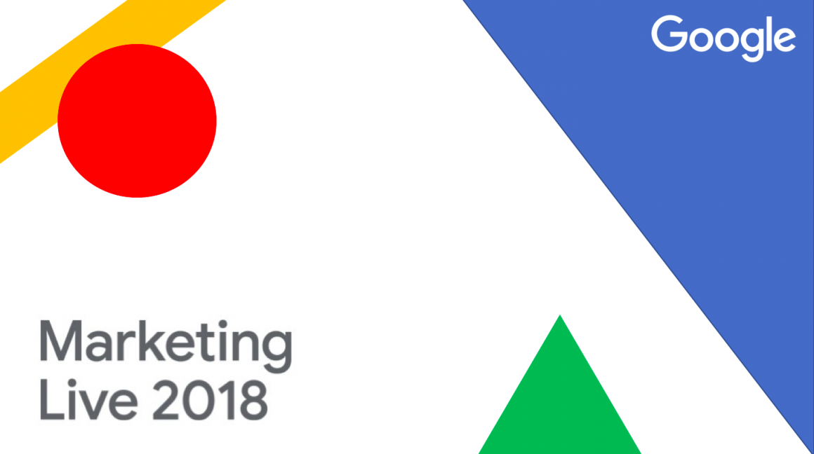 PPC hubbub - Google Marketing Live 2018