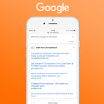 Google Testing Ads Without Description Lines on Mobile & More