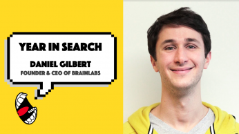PPC hubbub - Year in Search Daniel Gilbert