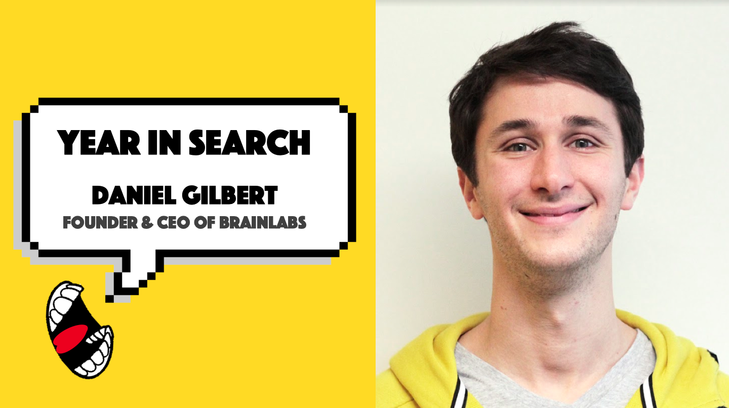 PPC hubbub - Year in Search Daniel Gilbert