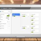 Google Ads Account Map