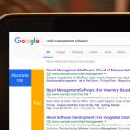 Google Ads Average Position Sunset