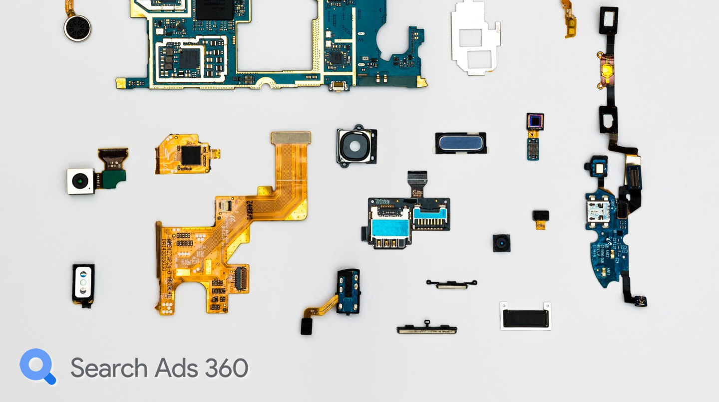 Search Ads 360 Auction-time bidding