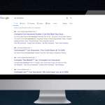 Google rolls out black Ad labels & organic favicons to Desktop