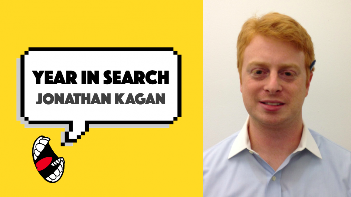 PPC hubbub - Year in Search Jonathan Kagan