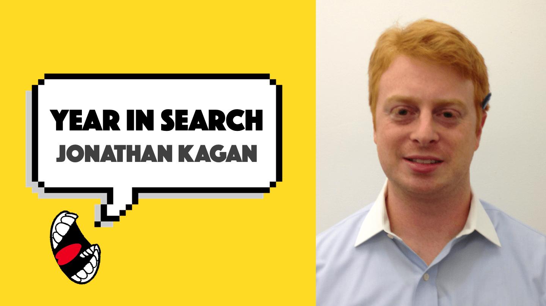 PPC hubbub - Year in Search Jonathan Kagan