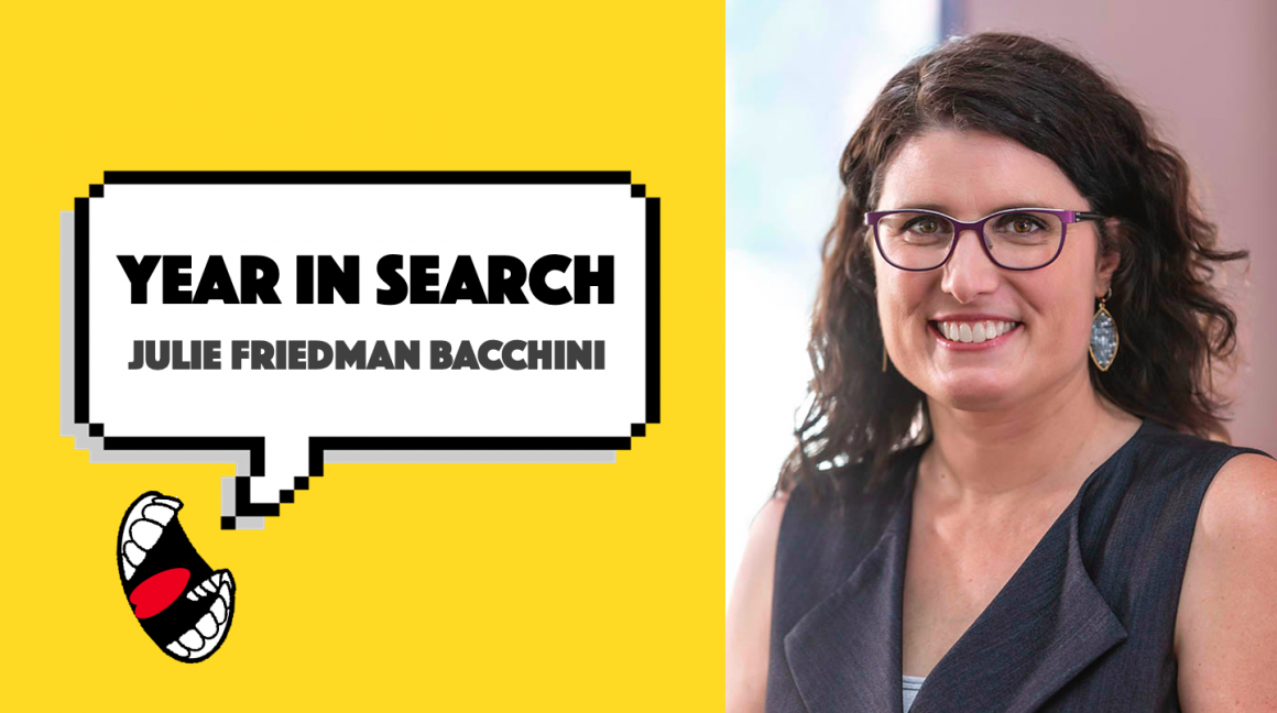 PPC hubbub - Year in Search Julie F Bacchini