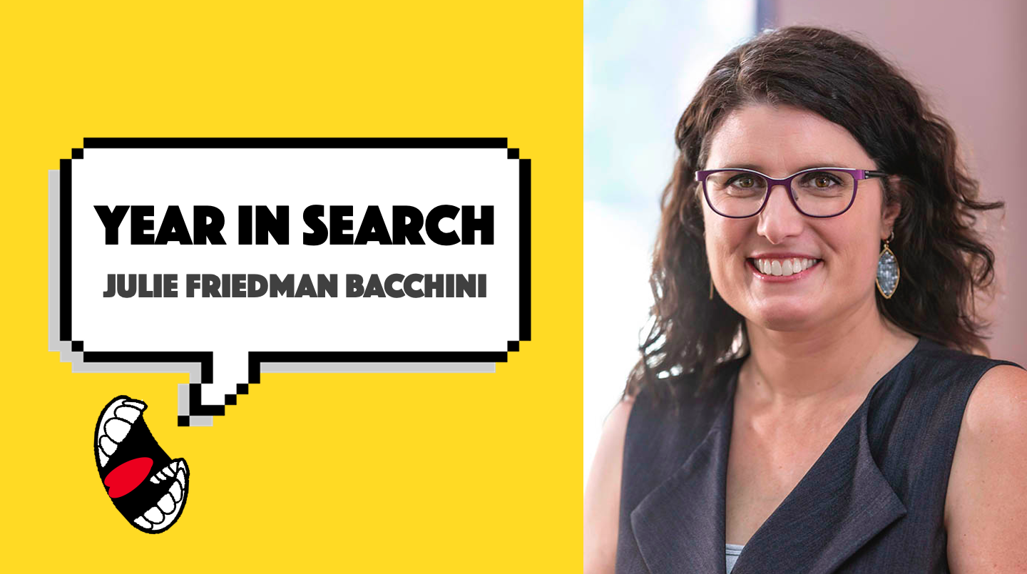 PPC hubbub - Year in Search Julie F Bacchini