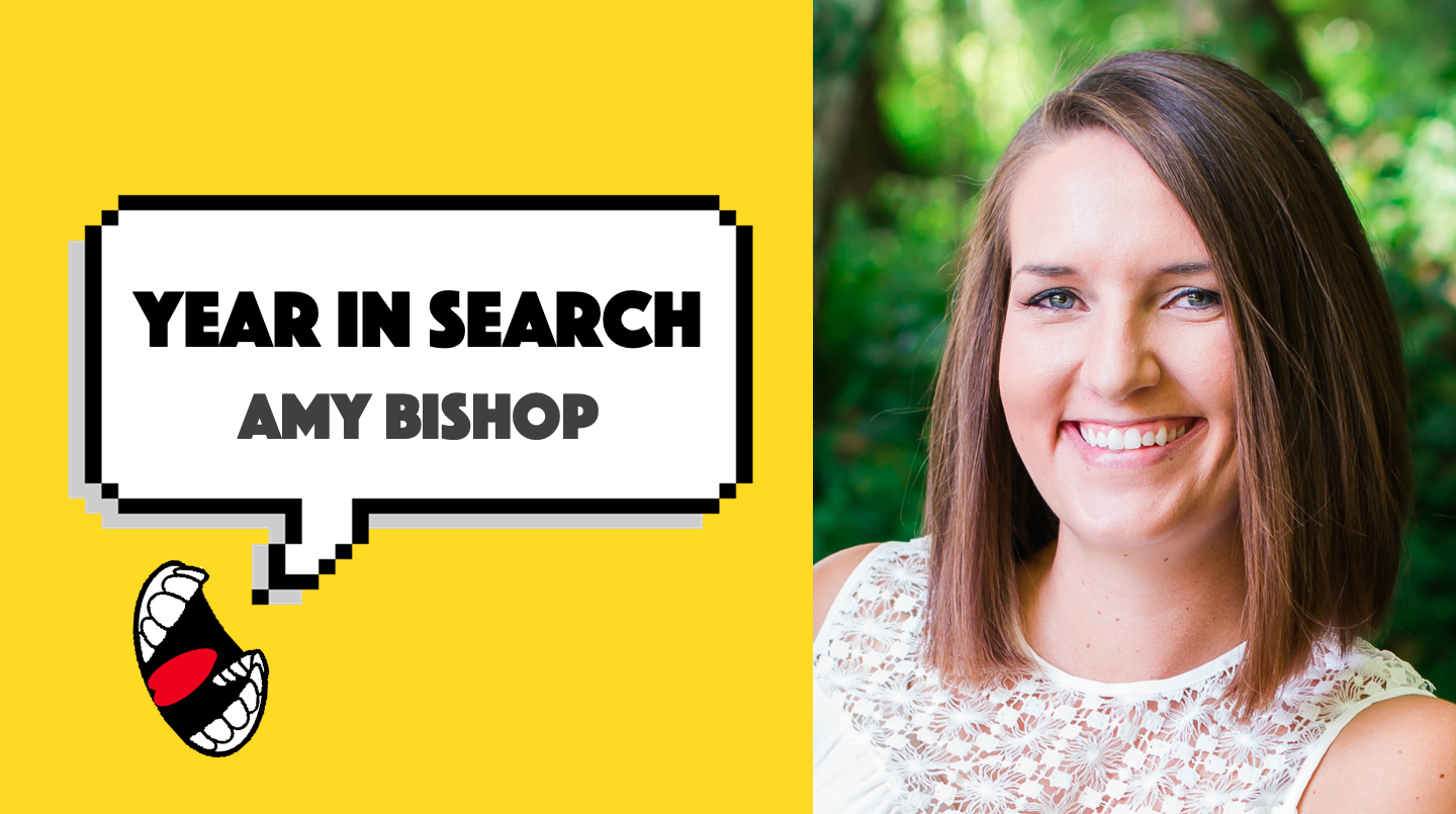 Year in Search - Amy Bishop